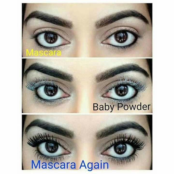 Bigger, better eyelashes