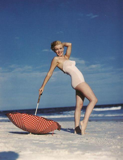 Andre de Dienes, Marilyn Monroe, 1949