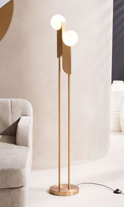The Best Lamps For Every Budget | Living In Style | Tall lamps ...
