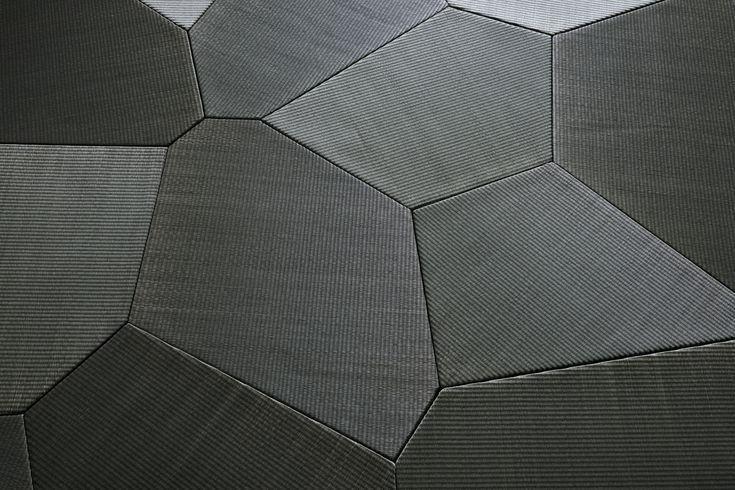 アルゴリズムと伝統技術が実現する「ヴォロノイ畳」のカスタムデザイン #WXD « WIRED.jp