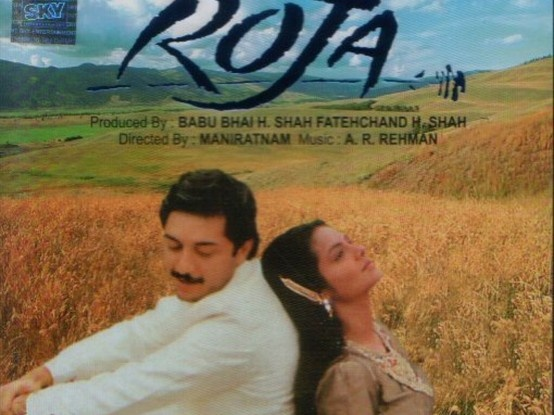 """Roja A R Rahman at his best ............ Anybody could listen to """"roja's"""" Songs.... Language doesn't matter at all.......... Movie directed by Mani Ratnam....."""