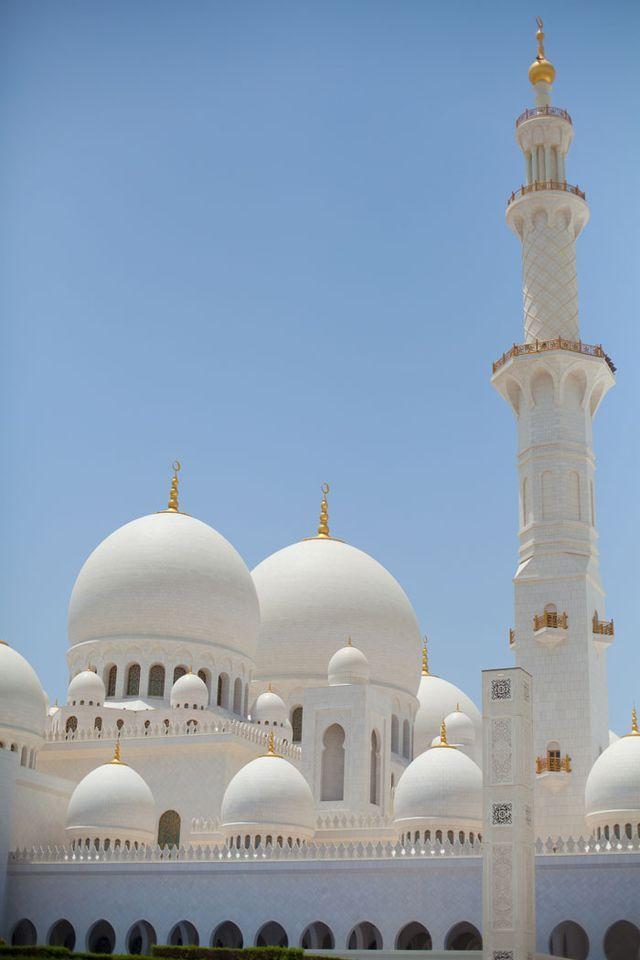 VISIT TO ABU DHABI