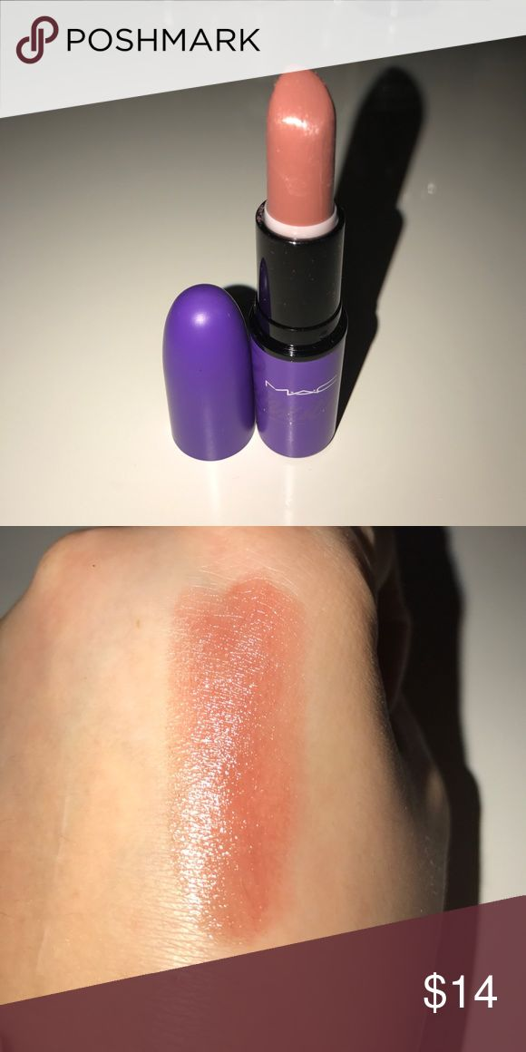 MAC x Selena Amor Prohibido lipstick Used 2x, sanitized MAC Cosmetics Makeup Lipstick