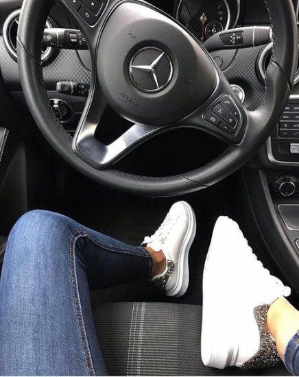 32+ Trendy Luxusautos für Frauen im Mercedes Benz Girl Style   – Cars