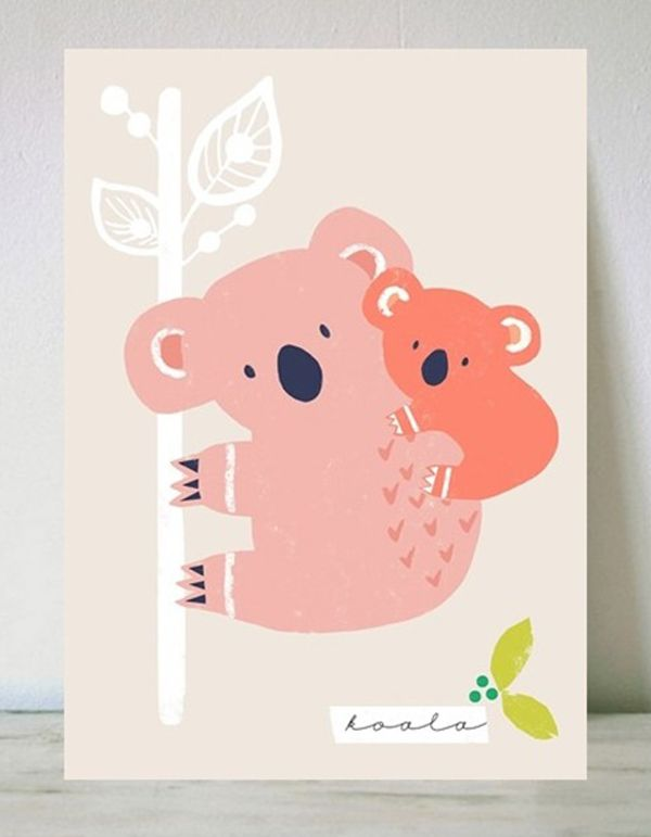 lamina-infantil-koala