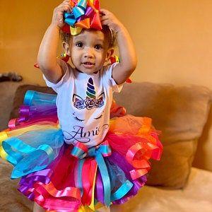 Silla de princesa rosa cubierta y bandeja tutu tul de la falda decoraciones de la silla alta de corona cumpleaños 1er primer tema princesa fiesta de cumpleaños