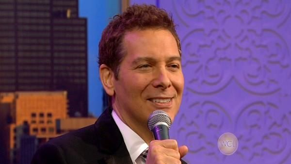 Michael Feinstein spent the morning in-studio with Windy City Live!    In addition to performing, Michael talked about his many projects and his performance with Jeff Lindberg's Chicago Jazz Orchestra tomorrow night at the Auditorium Theater. Tickets at http://atru.org/MFeinstein