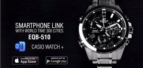 [Video] Edifice EQB-510 Bluetooth Watch