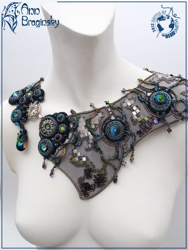 Necklace | Ann Braginsky.