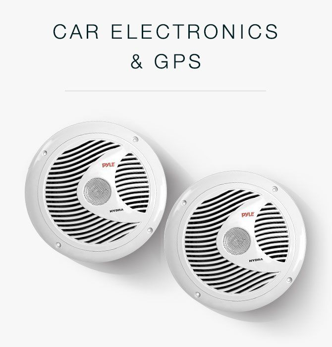 Car Electronics and GPS