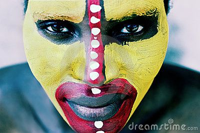 Face tribal