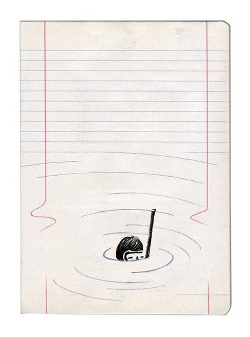 16 best optical illusions images on Pinterest 3d drawings - lined paper with drawing box