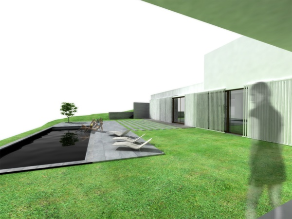 RURAL TOURISM HOUSE by Paulo Martins, via Behance
