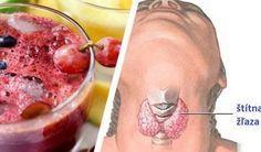 Pijte tento džus abyste zhubli, zregulovali štítnou žlázu a potlačili záněty