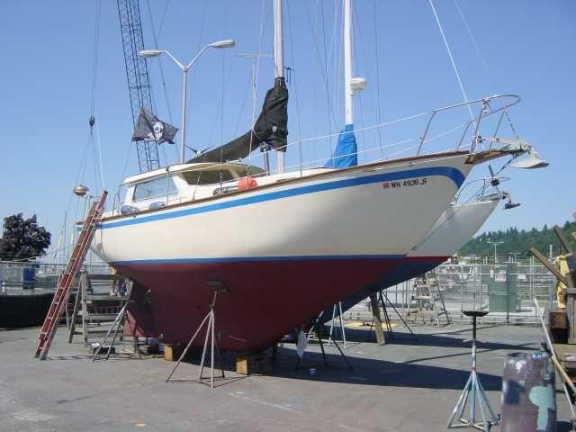 Rawson 30 Pilothouse Caelestis  Home Port: Seattle WA. USA,Shilshole Bay Marina Boat Type: Sailboat Manufacturer: Rawson Boat Model: Pilothouse 30 Boat Length: 31 Boat Year: 1978 Boat Designer: Garden