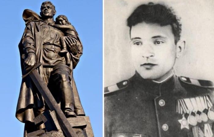 Николай Масалов – прототип берлинского Воина-освободителя