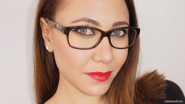 maquillage lunettes presbyte astigmate