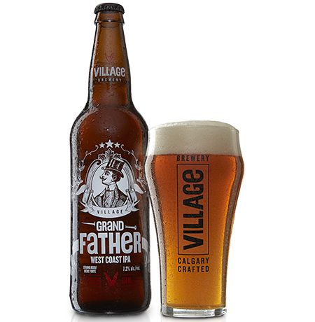 Village Brewery Celebrates 1000th Brew with Grandfather IPA