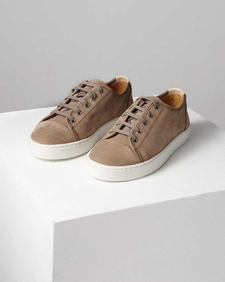 Ayda 17 Leather Trainer