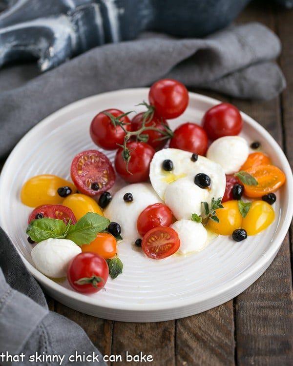 Caprese Salad Recipe Pearls