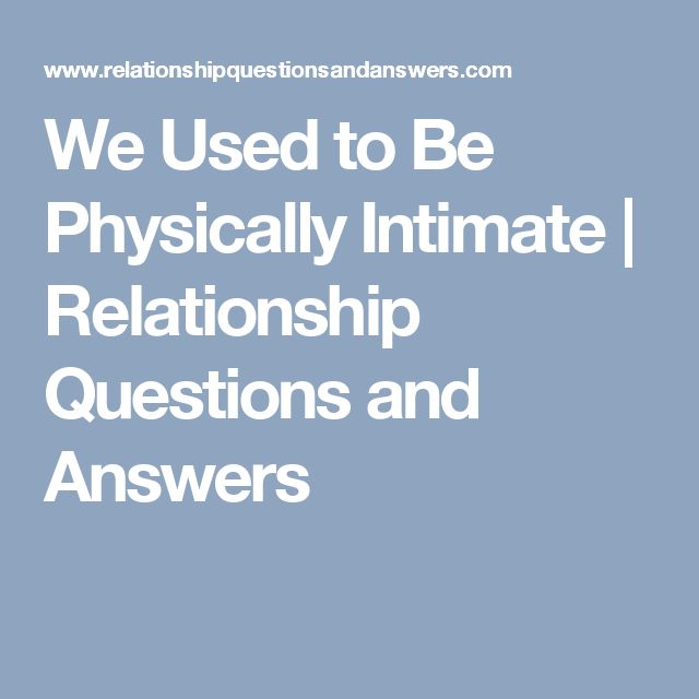 the what are we relationship question