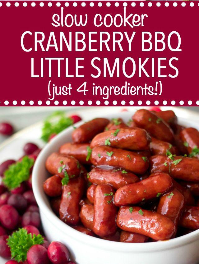 how to cook lil smokies in crock pot