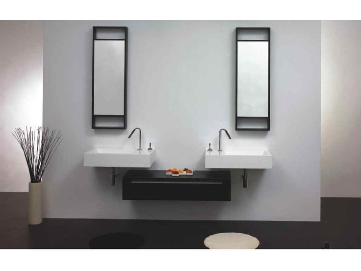 bathroom white wall ceramic tiles brown wooden wood floor plans mirror drawer stainless steel sink