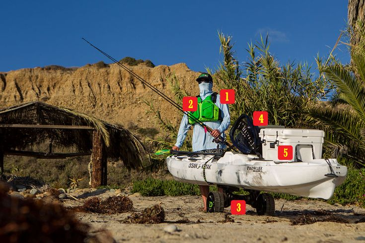 1000 ideas about kayak fishing gear on pinterest for Kayak fishing gear list