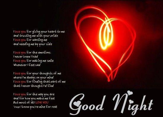 Kouzelný Good Night Image