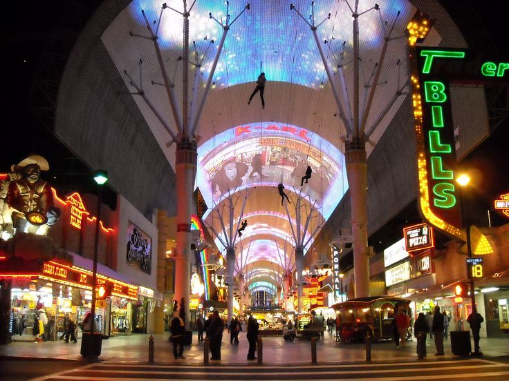 155 best images about fremont street on pinterest neon the golden and in las vegas. Black Bedroom Furniture Sets. Home Design Ideas