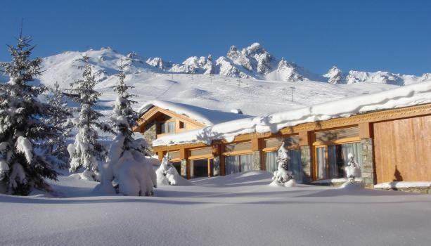 Hôtel Annapurna #France #Courchevel #hiver