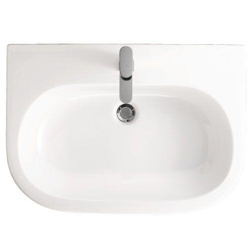 Free form sink unit