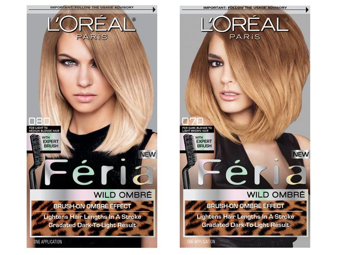 Fine 25 Best Ideas About Ombre Hair L Oreal On Pinterest Loreal Short Hairstyles Gunalazisus