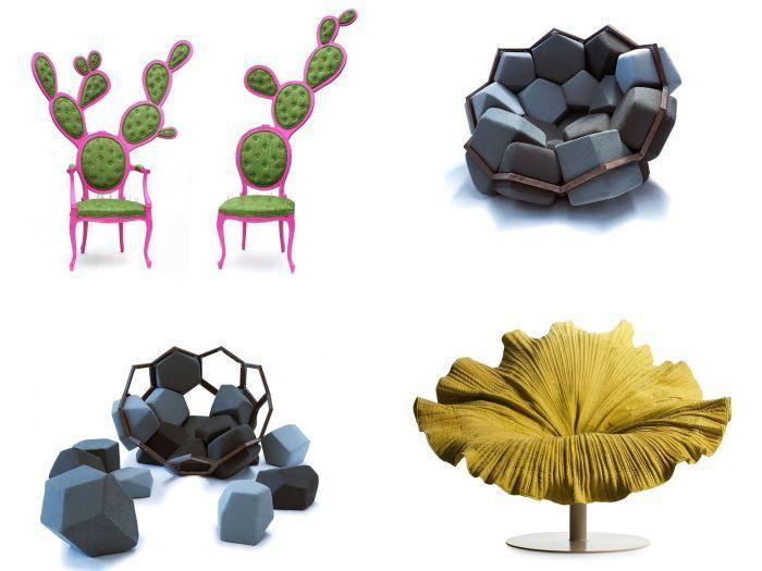 10 стульев, которые докажут, что мебель может быть настоящим произведением искусства