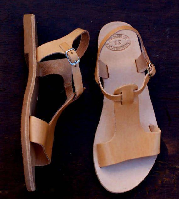 CASSANDRA sandals/ women Greek leather sandals/ roman sandals/