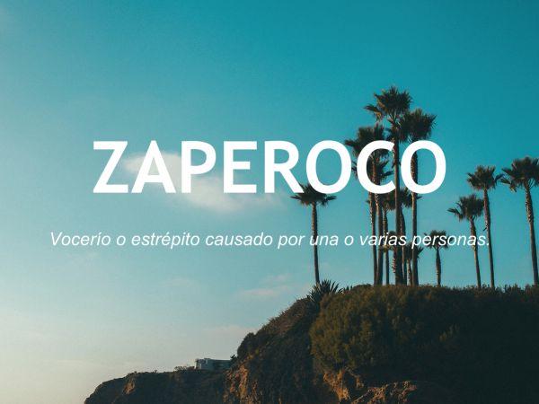 Zaperoco