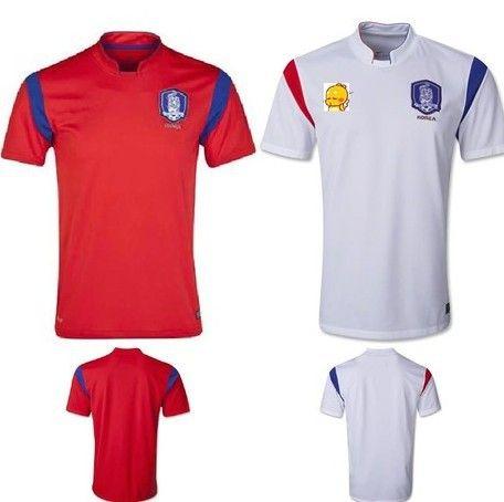 2014 Brazil World Cup South Korea South Korean soccer team jersey dress suit