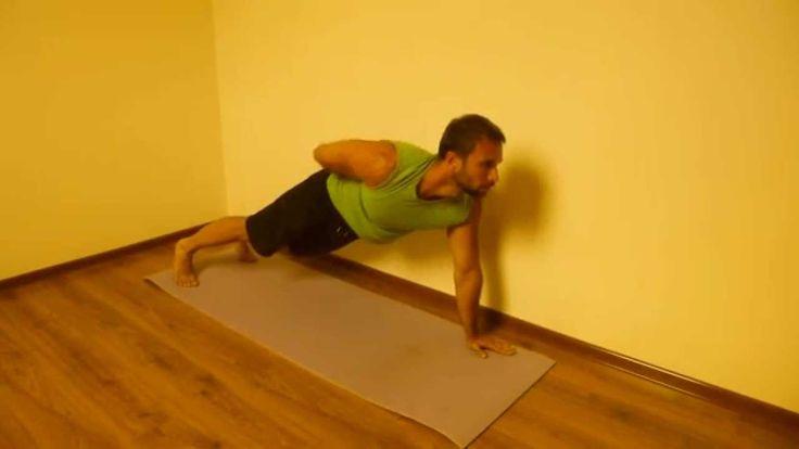 ПЛАНКА - мощное упражнение для всего тела!