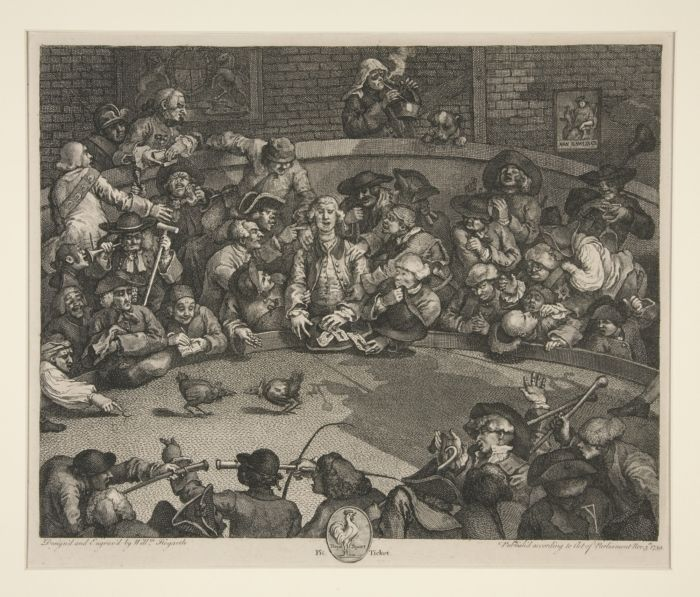 Historical and Regency Romance UK: The Darker Side of Regency Life -- cockfighting