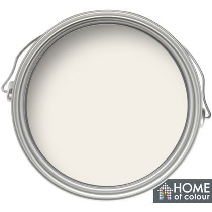 Home of Colour Kitchen and Bathroom Contemporary - Soft Sheen Emulsion Paint - 2.5L