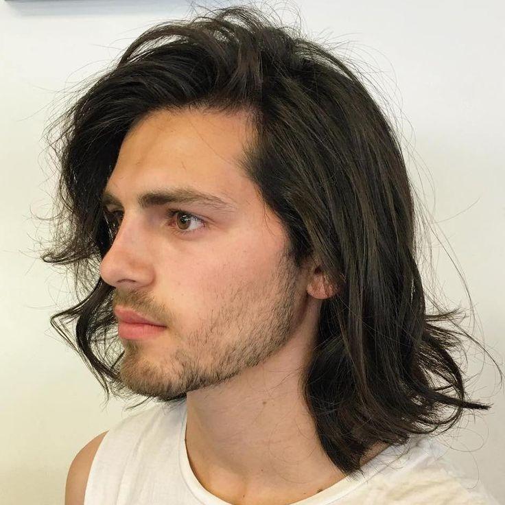 24 Cortes de cabello largo hombres