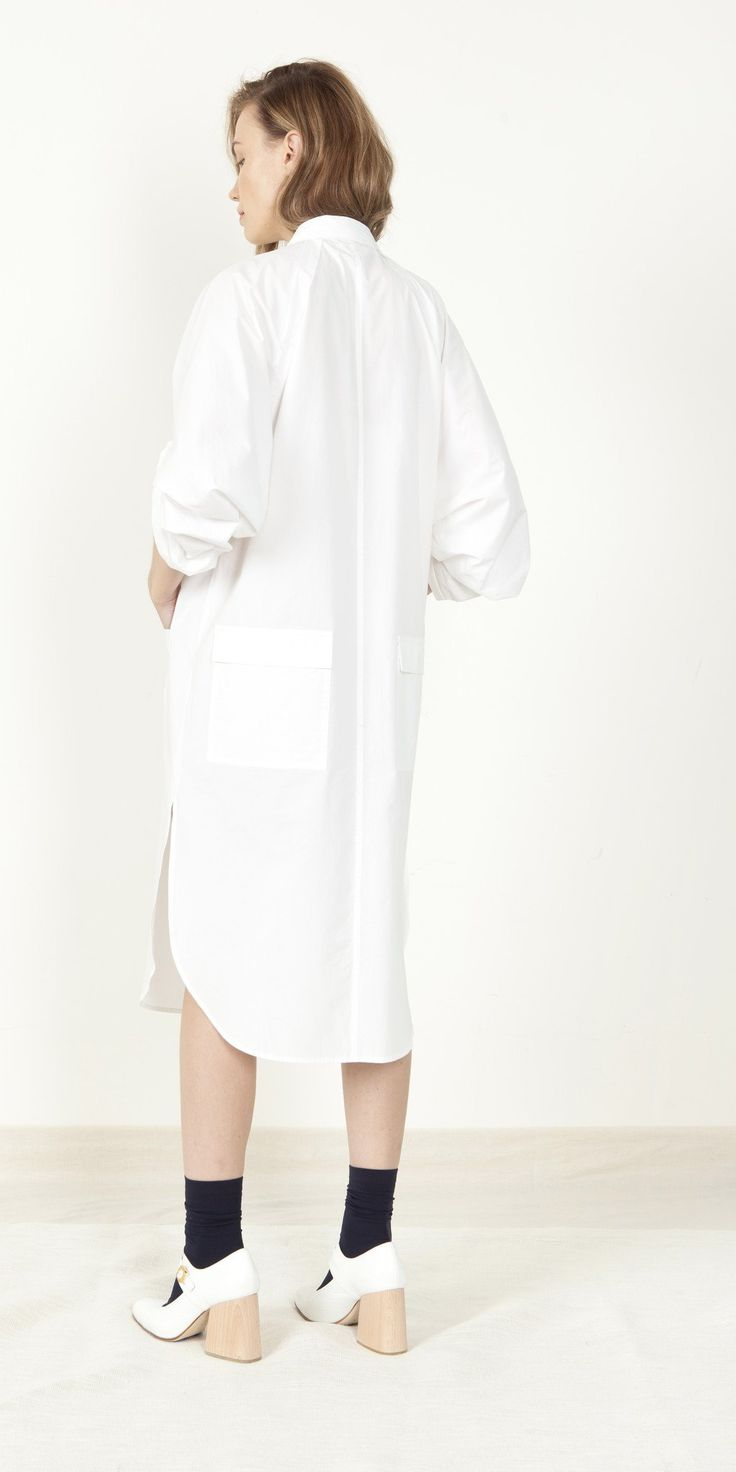 Eclipse Artisan Shirtdress
