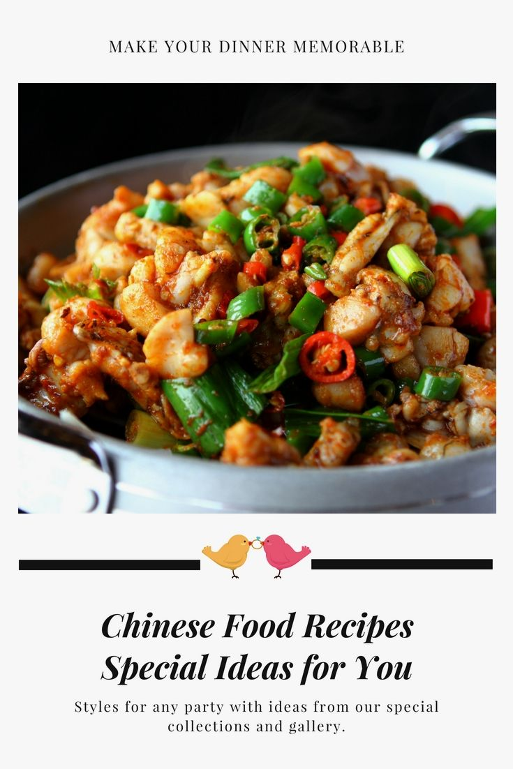 Find Out Local And Traditional Chinese Food Recipes Choices For Your