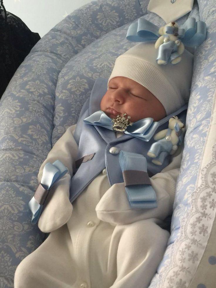 My babyboy Smokintakım bebek smokin yenidoğan smokin babyboy