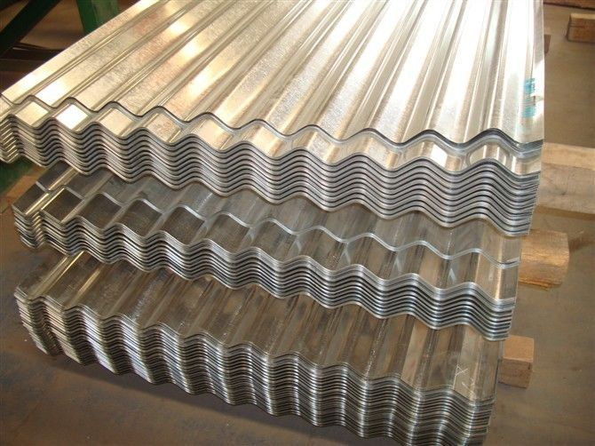 Corrugated Galvanised Steel Roof Sheet 660mm Wide 5ft 6ft 7ft 8ft 9ft 10ft 12ft Ebay Galvanized Steel Sheet Steel Sheet Galvanized Steel
