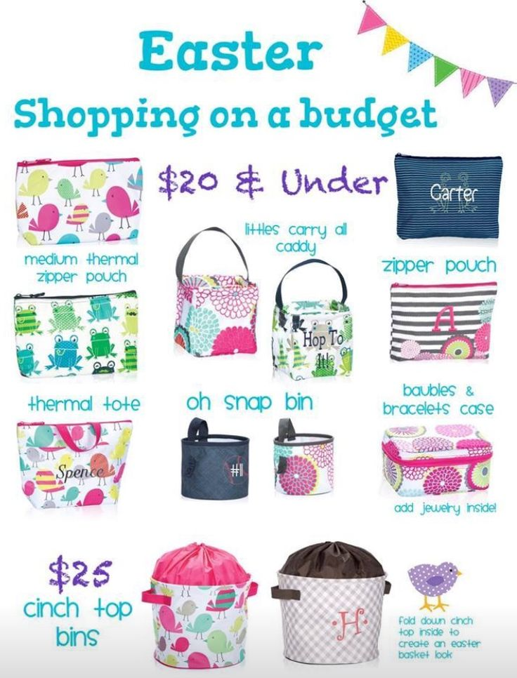 26 best thirty one easter images on pinterest thirty one gifts easter shopping on a budget so many options for a fun easter basket that can be used all year long negle Gallery