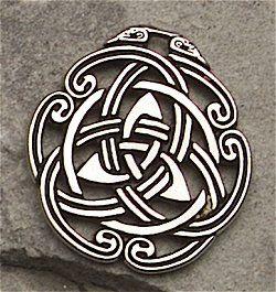 Pendants : Celtic Peace Knot