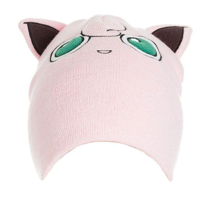 Pokemon Beanie / Mütze  Jigglypuff - Pummeluff