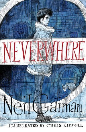 The new edition of Neverwhere, by Neil Gaiman and illustrated by Chris Riddell, is published by Headline on 14 July.