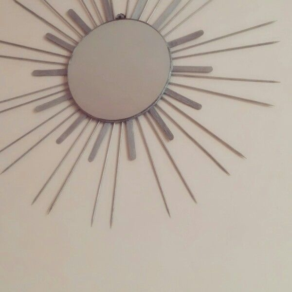 DIY Sunshine Mirror
